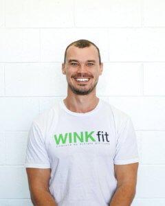 matt winkley in winkfit shirt